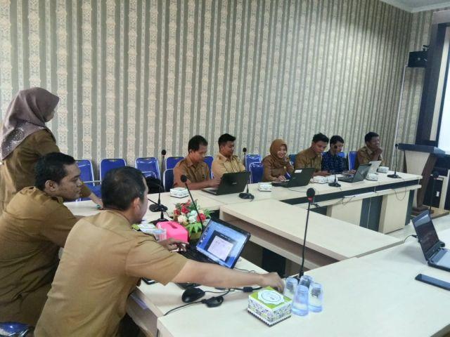 Sosialisasi dan implementasi e - planning kabupaten Pringsewu