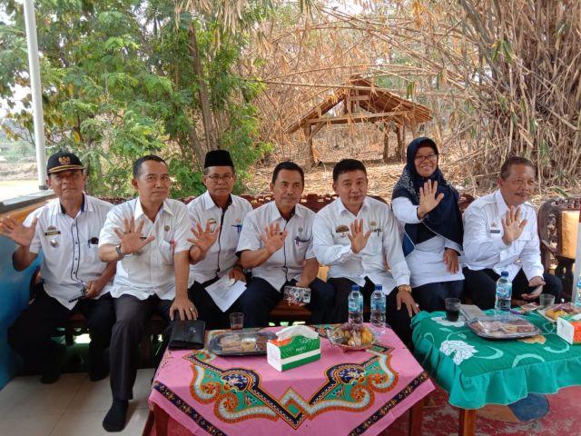 Fieltrip Jurnalistik Potret Sanitasi Masyarakat di Ipal Komunal Pekon Rejosari Kec.Pringsewu