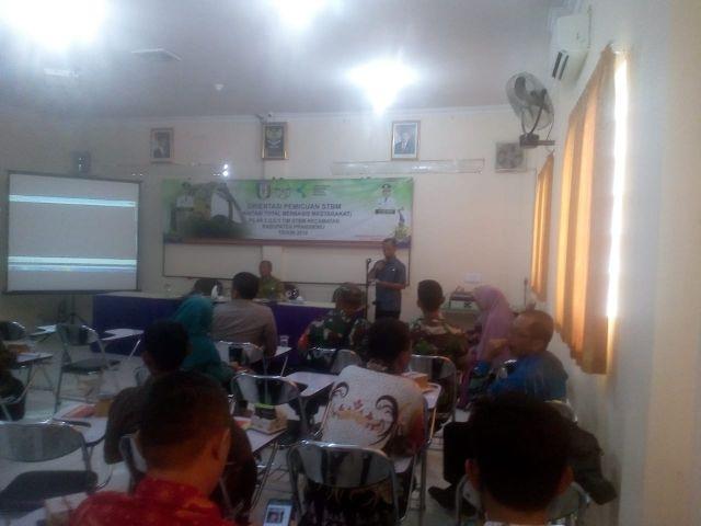STBM Sanitasi Total Berbasis Masyarakat Tahap I Kabupaten Pringsewu