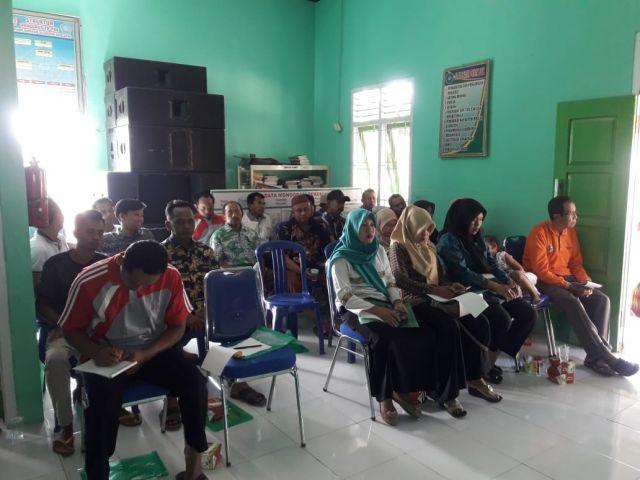 Acara Peningkatan Kapasitas Lembaga Pemberdayaan Masyarakat Pekon Bumirejo