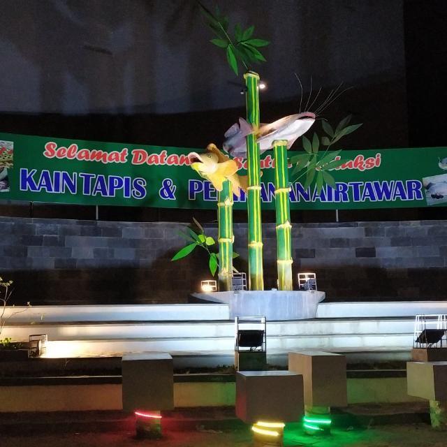 Mina politan pagelaran city semua ttg ikan Kecamatan Pagelaran Kabupaten Pringsewu