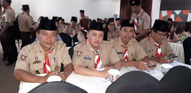 di Regency, Musyawarah Cabang II Gerakan Pramuka Kwartir Cabang Pringsewu digelar