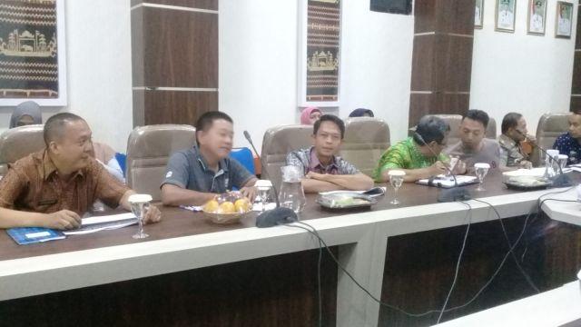 rapat workshop hasil nilai jual obyek pajak di Pemkab Pringsewu