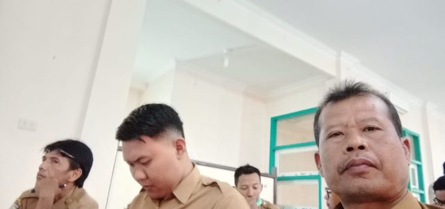 Sekcam Pagelaran hadiri mimbar sarasehan tingkat kabupaten Pringsewu