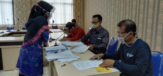 Perubahan nomenklatur program kegiatan kecamatan
