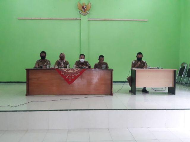 kegiatan monev tim inspektorat kabupaten pringsewu