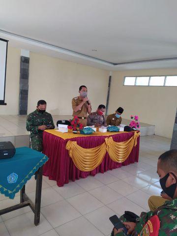 Kampung Tangguh Ruwa Jurai dibentuk di Kecamatan Pagelaran