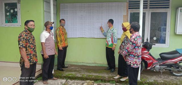 Monitoring persiapan Pilkakon Serentak