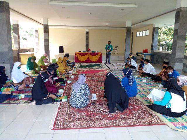 Khotmil Quran Kecamatan Pagelaran dalam rangka HUT Kab. Pringsewu yang ke - 12 sekaligus menyambut Bulan Suci Ramadhan ke 1442 H